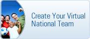 Create Your Virtual National Team