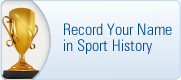 Record Your Name in Sport History